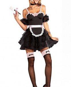 J137 Costum Tematic - Menajera - Menajera - Haine > Haine Femei > Costume Tematice > Menajera