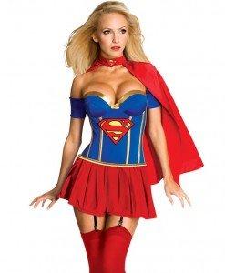 J138-A Costum tematic Superwoman - Super Eroi - Haine > Haine Femei > Costume Tematice > Super Eroi