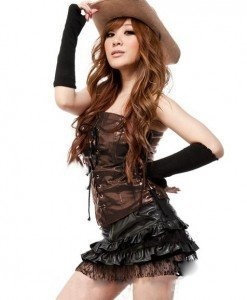 J164 - Costum Animatie Dama - Altele - Haine > Haine Femei > Costume Tematice > Altele