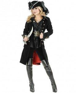 J224 Costum tematic pirat - Pirat - Haine > Haine Femei > Costume Tematice > Pirat