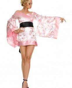 J50-1A Costum asiatic geisha - Halate - Haine > Haine Femei > Lenjerie intima > Halate