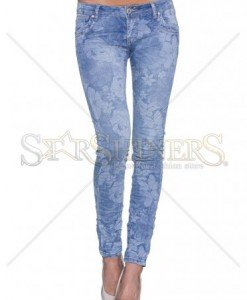 Jeans Fascinating Dust Blue - Blugi -