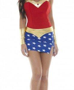 K131 Costum tematic Superwoman - Super Eroi - Haine > Haine Femei > Costume Tematice > Super Eroi