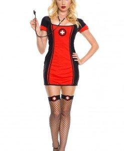 K266 Costum tematic asistenta - Asistenta Medicala - Haine > Haine Femei > Costume Tematice > Asistenta Medicala