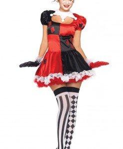 L166 Costum tematic Halloween joker - Basme si Legende - Haine > Haine Femei > Costume Tematice > Basme si Legende
