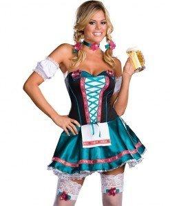L241 Costum Tematic Hangita - Chelnerita - Haine > Haine Femei > Costume Tematice > Chelnerita