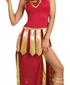 L242 Costum tematic razboinica Xena - Super Eroi - Haine > Haine Femei > Costume Tematice > Super Eroi