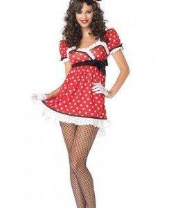 L69 Costum Halloween soricel - Animalute - Haine > Haine Femei > Costume Tematice > Animalute