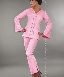 Livia Corsetti 205-5 Bluza de pijama eleganta - Livia Corsetti - Haine > Brands > Livia Corsetti