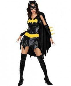 M108 Costum Halloween Batgirl - Super Eroi - Haine > Haine Femei > Costume Tematice > Super Eroi
