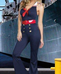 M131 Costum Tematic Marinar - Armata - Marinar - Haine > Haine Femei > Costume Tematice > Armata - Marinar