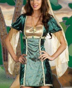 M162 Costum tematic oriental - Basme si Legende - Haine > Haine Femei > Costume Tematice > Basme si Legende