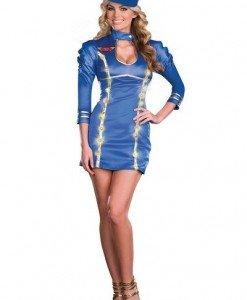 M212 Costum cu tematica pilot - stewardesa - Armata - Marinar - Haine > Haine Femei > Costume Tematice > Armata - Marinar