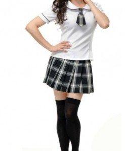 M224 Costum tematic scolarita - Scolarita - Haine > Haine Femei > Costume Tematice > Scolarita