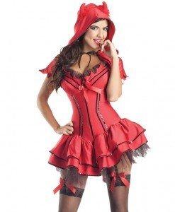 M229 Costum tematic dracusor - Inger & Dracusor - Haine > Haine Femei > Costume Tematice > Inger & Dracusor