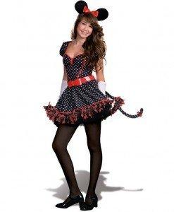 M242 Costum tematic Mickey Mouse - Personaje din desene - Haine > Haine Femei > Costume Tematice > Animalute > Personaje din desene