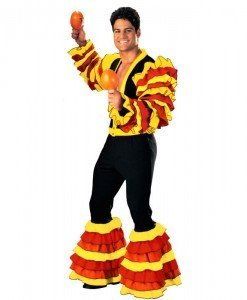 MAN2 Costum Halloween mariachi barbati - Costume Tematice - Haine > Haine Barbati > Costume Tematice