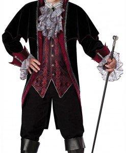 MAN4 Costum Halloween vampir - Costume Tematice - Haine > Haine Barbati > Costume Tematice