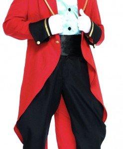 MAN5 Costum Halloween Iluzionist - Costume Tematice - Haine > Haine Barbati > Costume Tematice