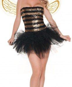 N164 Costum tematic albinuta - Animalute - Haine > Haine Femei > Costume Tematice > Animalute