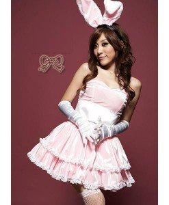 N214 Costum Tematic Iepuras - Animalute - Haine > Haine Femei > Costume Tematice > Animalute