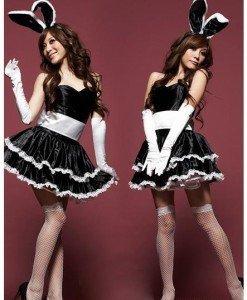 N216 Costum tematic iepuras - Animalute - Haine > Haine Femei > Costume Tematice > Animalute