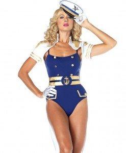 N96 Lenjerie tematica marinar - Armata - Marinar - Haine > Haine Femei > Costume Tematice > Armata - Marinar