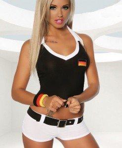 P269 Costumatie sport top si pantaloni - Sport - Racing - Haine > Haine Femei > Costume Tematice > Sport - Racing