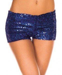 PSC11-4 Pantaloni scurti cu paiete - Pantaloni Scurti - Haine > Haine Femei > Pantaloni Dama > Pantaloni Scurti