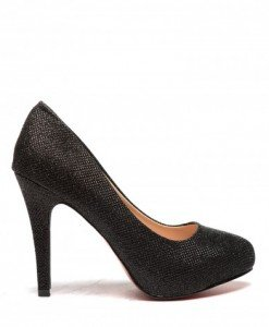 Pantofi Adana Negri - Pantofi - Pantofi