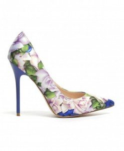 Pantofi Adisa Albastri - Pantofi - Pantofi
