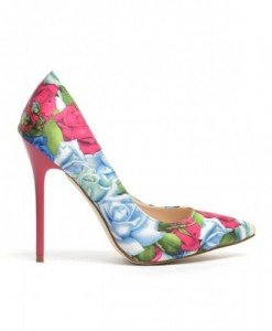 Pantofi Adisa Roz - Pantofi - Pantofi