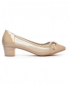 Pantofi Alisa Khaki - Pantofi - Pantofi