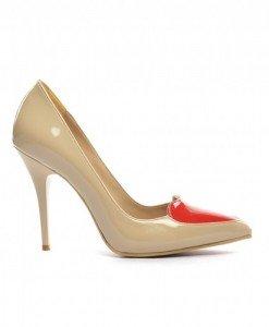 Pantofi Bifor Bej - Pantofi - Pantofi