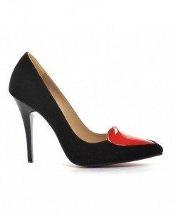 Pantofi Bifor Negri - Pantofi - Pantofi