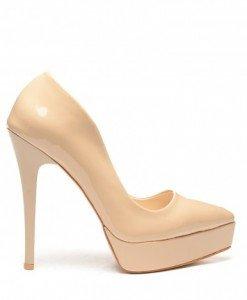 Pantofi Claoro Bej - Pantofi - Pantofi
