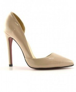 Pantofi Defo Nude - Pantofi - Pantofi