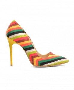 Pantofi Denon Galbeni 2 - Pantofi - Pantofi