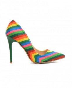 Pantofi Denon Verzi - Pantofi - Pantofi
