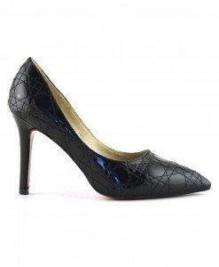 Pantofi Dias Negri - Pantofi - Pantofi