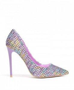 Pantofi Dihan Mov - Pantofi - Pantofi
