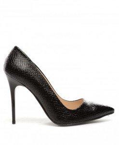 Pantofi Dismo Negri - Pantofi - Pantofi