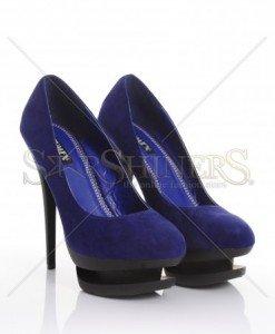 Pantofi Double Effect Blue - Pantofi -
