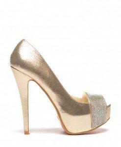 Pantofi Emanos Aurii - Pantofi - Pantofi