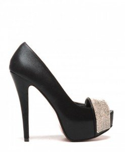 Pantofi Emanos Negri - Pantofi - Pantofi