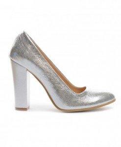 Pantofi Eos Argintii - Pantofi - Pantofi