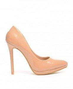 Pantofi Ertan Bej - Pantofi - Pantofi