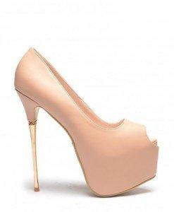 Pantofi Escada Nude - Pantofi - Pantofi