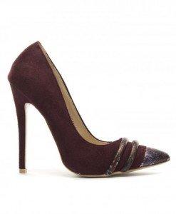 Pantofi Femin Mov - Pantofi - Pantofi