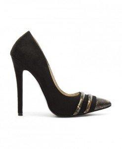Pantofi Femin Negri - Pantofi - Pantofi